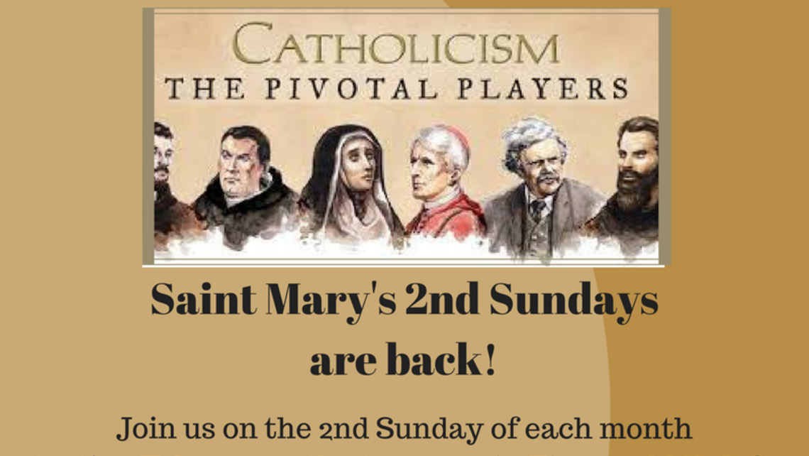 Saint Marys 2nd Sundays Are Back 3