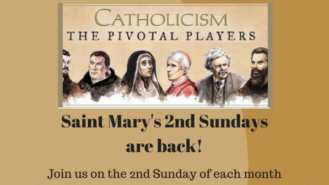 Saint Marys 2nd Sundays Are Back 3