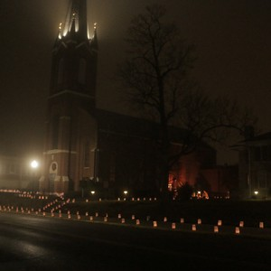 2016 Christmas Luminarias